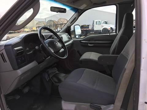 2005 Ford F250 SD XL SC