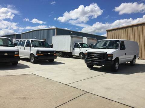 2012 Ford EXTENDED Cargo Van ONLY 16,000 miles, Factory War