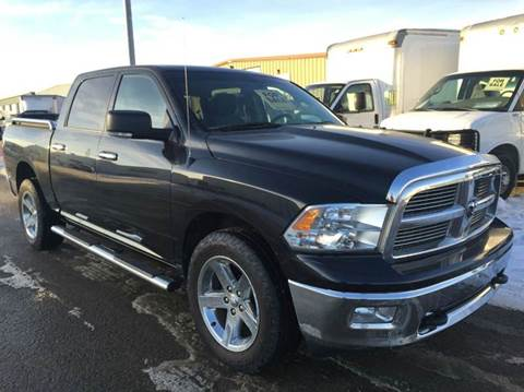 2011 Dodge Ram Must Sell way under book! SHARP! Non-Smoker truck LOADED