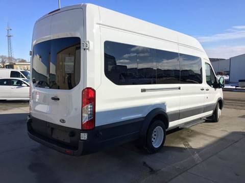 "2015 Ford ""Hi-Top"" 15 Passenger Van"
