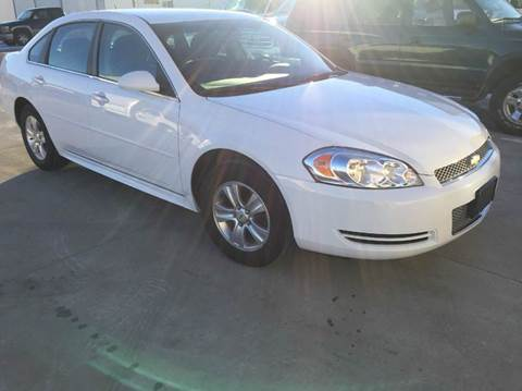 2013 Chevy Impala 3.6L Low Miles, Factory Warranty!