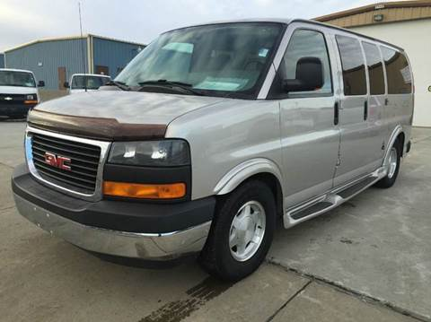 2007 Chevy Passenger Van  AWD-Very Nice-Fully Equipped!