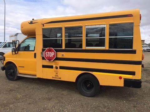1998 GMC Mini School Bus 21 Passenger LIKE NEW TIRES!