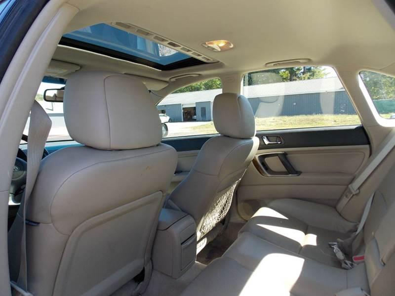 2007 Subaru Outback 3.0 R L.L.Bean Edition AWD 4dSedan - Westbrook ME