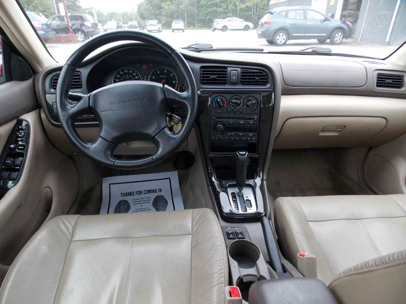 2004 Subaru Legacy AWD GT 4dr Sedan - Westbrook ME