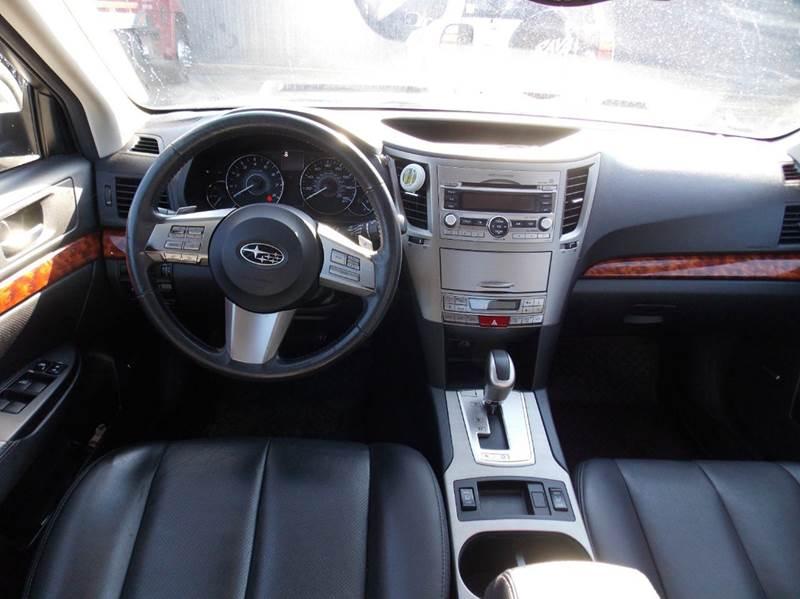 2010 Subaru Legacy AWD 3.6R Limited 4dr Sedan - Westbrook ME