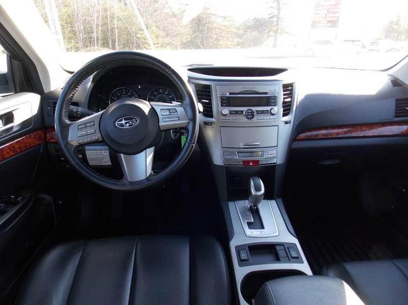 2011 Subaru Legacy AWD 3.6R Limited 4dr Sedan 5A - Westbrook ME