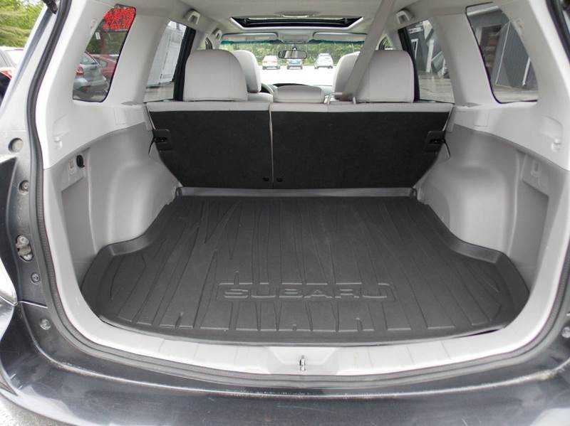 2012 Subaru Forester AWD 2.5X Premium 4dr Wagon 4A - Westbrook ME