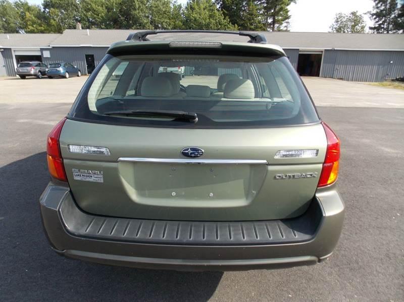 2006 Subaru Outback AWD 2.5i 4dr Wagon w/Automatic - Westbrook ME
