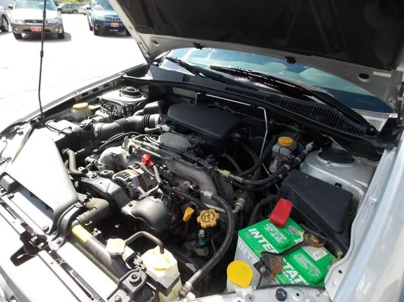 2007 Subaru Outback AWD 2.5i 4dr Wagon (2.5L F4 4A) - Westbrook ME