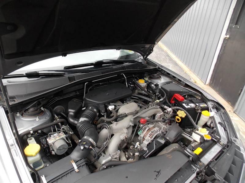 2008 Subaru Outback AWD 2.5i 4dr Wagon 4A - Westbrook ME
