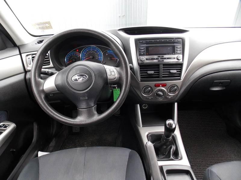 2009 Subaru Forester AWD 2.5 X 4dr Wagon 5M - Westbrook ME