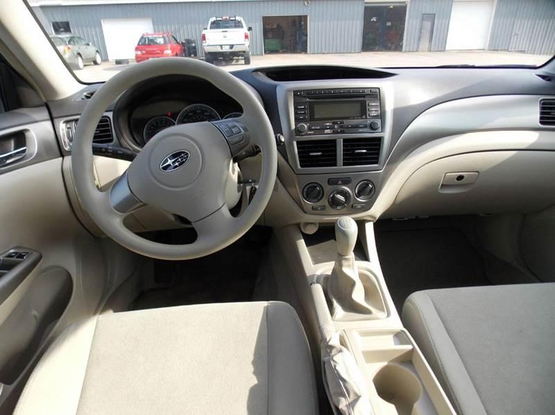2008 Subaru Impreza AWD 2.5i 4dr Wagon 5M - Westbrook ME