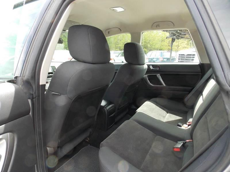 2009 Subaru Outback AWD 2.5i 4dr Wagon 4A - Westbrook ME