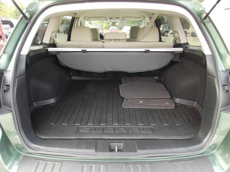 2013 Subaru Outback AWD 2.5i Premium 4dr Wagon CVT - Westbrook ME