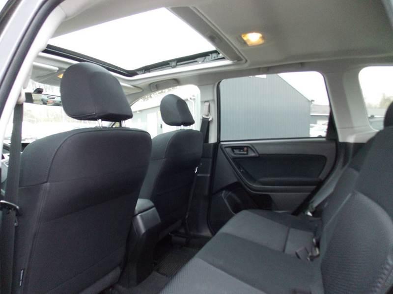 2015 Subaru Forester 2.5i Premium AWD 4dr Wagon CVT - Westbrook ME