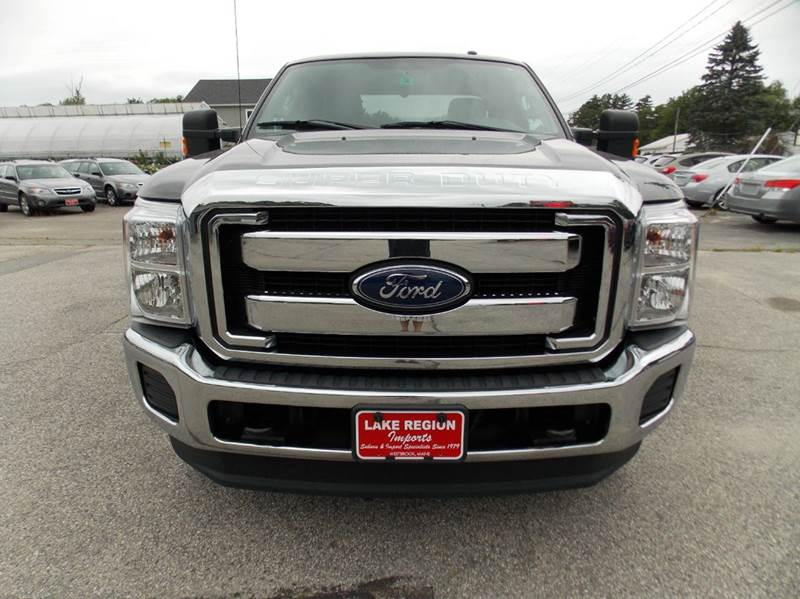 2016 Ford F-250 Super Duty 4x4 XLT 4dr SuperCab 6.8 ft. SB Pickup - Westbrook ME