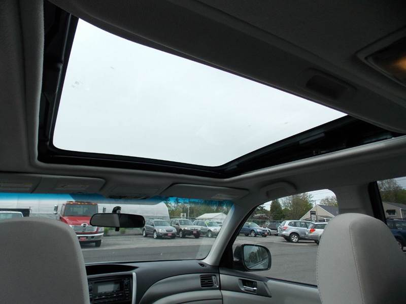 2011 Subaru Forester AWD 2.5X Premium 4dr Wagon 4A - Westbrook ME