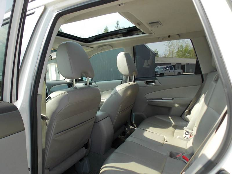 2009 Subaru Forester AWD 2.5 X Limited 4dr Wagon 4A - Westbrook ME