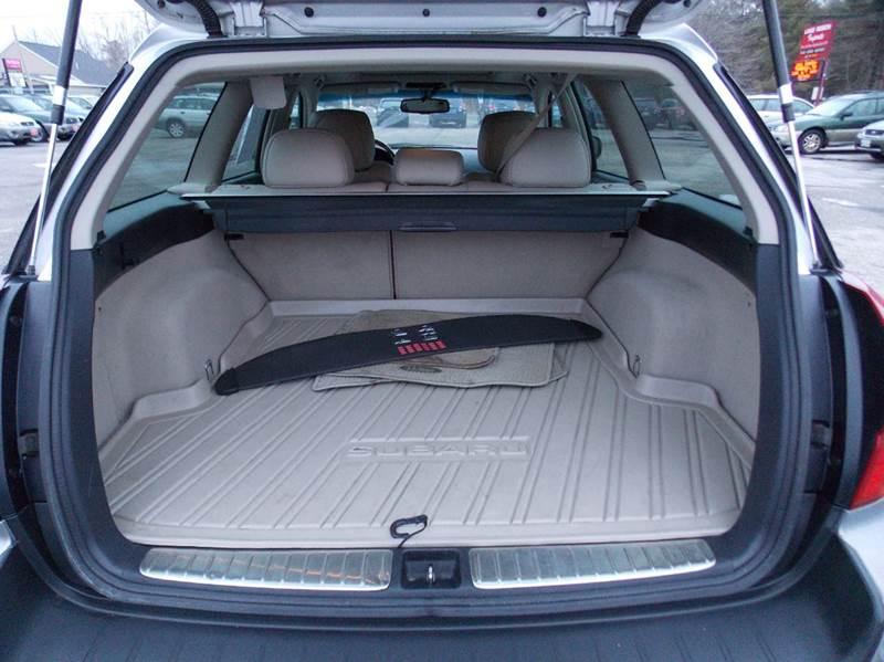 2006 Subaru Outback 3.0 R L.L.Bean Edition AWD 4dWagon - Westbrook ME