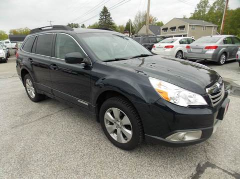 2012 Subaru Outback for sale in Westbrook, ME