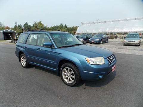 2007 Subaru Forester for sale in Westbrook, ME