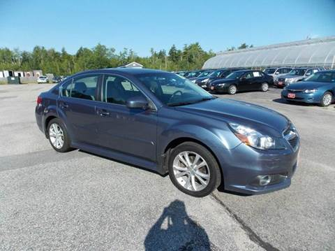 2013 Subaru Legacy for sale in Westbrook, ME