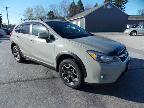 2013 Subaru XV Crosstrek for sale in Westbrook, ME