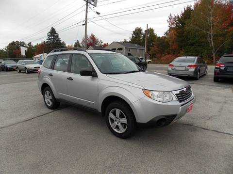 2010 Subaru Forester for sale in Westbrook, ME