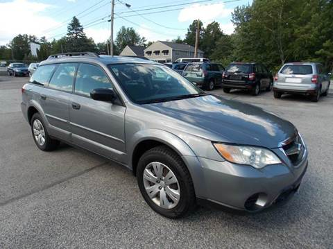 2009 Subaru Outback for sale in Westbrook, ME