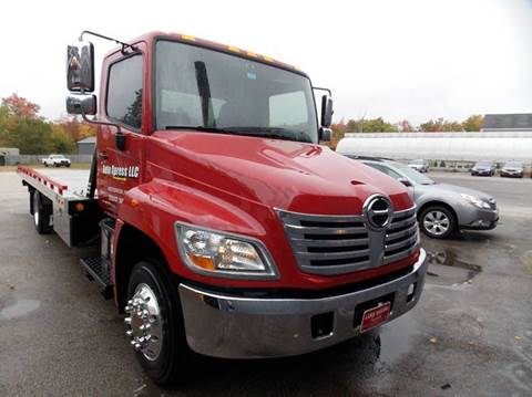 2010 Hino 268 for sale in Westbrook, ME