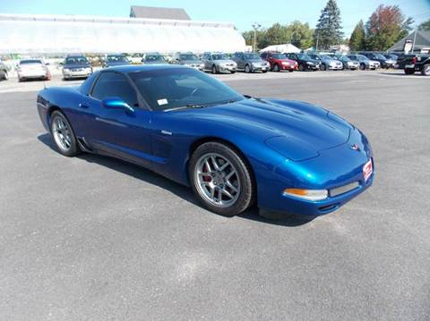 2002 Chevrolet Corvette for sale in Westbrook, ME