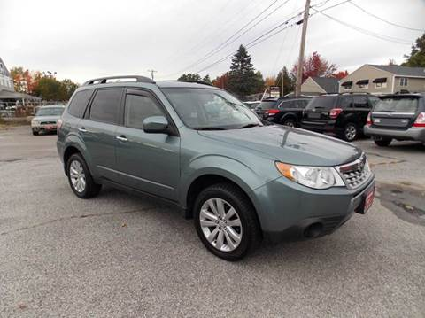 2012 Subaru Forester for sale in Westbrook, ME