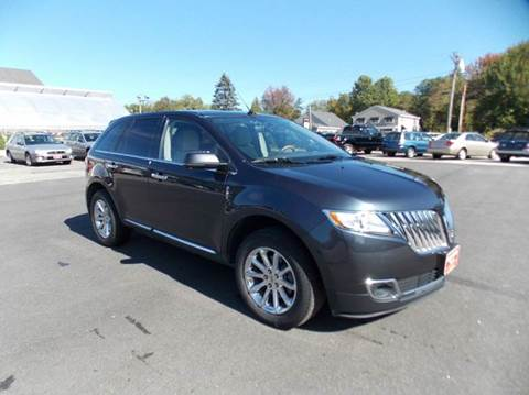2013 Lincoln MKX for sale in Westbrook, ME