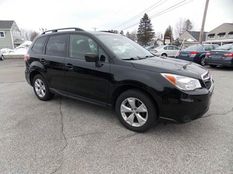 2015 Subaru Forester for sale in Westbrook, ME
