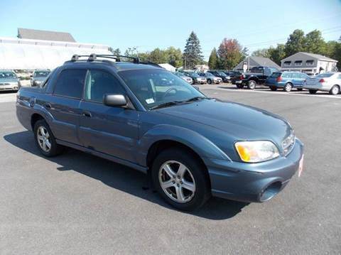 Used subaru baja for sale in maine carsforsale 2006 subaru baja for sale in westbrook me sciox Image collections