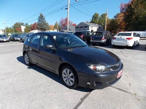 2008 Subaru Impreza for sale in Westbrook, ME