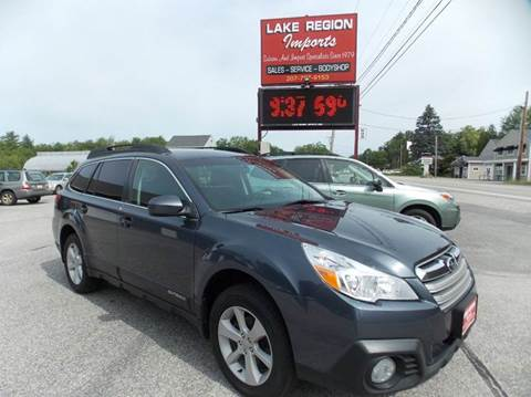 Subaru Outback For Sale In Maine Carsforsale