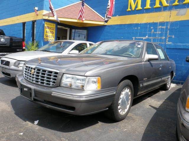 Cars For Sale In Ri: Used 1998 Cadillac DeVille For Sale