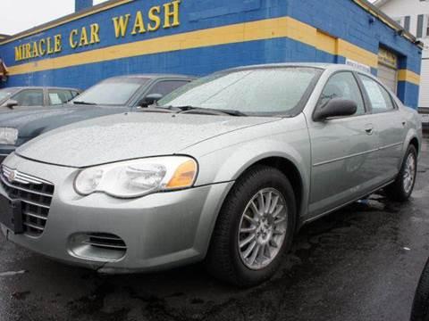 2006 Chrysler Sebring for sale in Cranston, RI