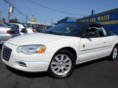 2005 Chrysler Sebring For Sale In Rhode Island Carsforsale Com