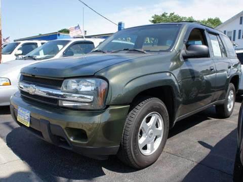 2002 Chevrolet TrailBlazer for sale in Cranston, RI