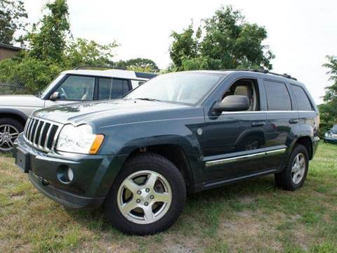 2005 Jeep Grand Cherokee for sale in Cranston, RI