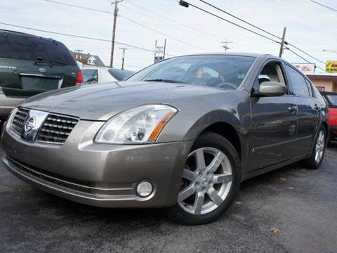 2006 Nissan Maxima For Sale in Cranston, RI - Carsforsale.com®