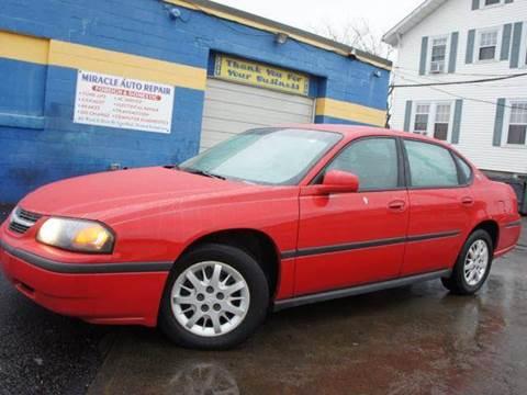 2005 Chevrolet Impala for sale in Cranston, RI