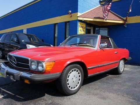 1978 Mercedes-Benz 450 for sale in Cranston, RI