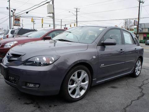 2007 Mazda MAZDA3 for sale in Cranston RI