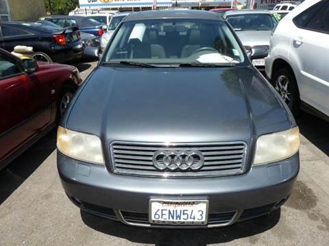 2004 Audi A6 for sale in Los Angeles, CA