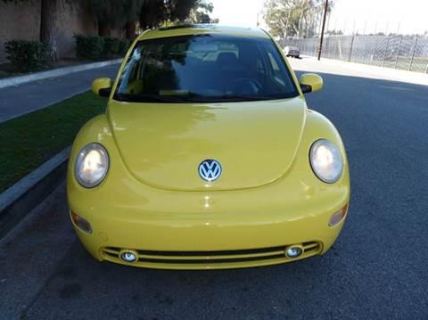 2002 Volkswagen New Beetle for sale in Los Angeles, CA