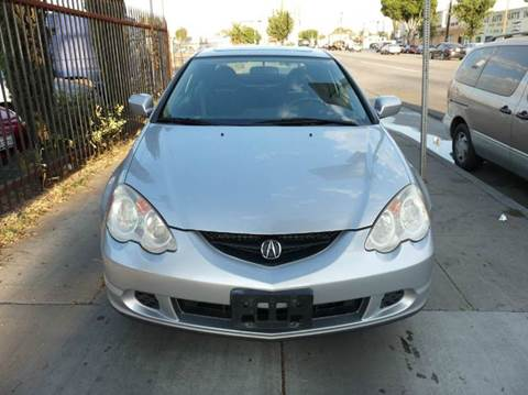 2002 Acura RSX for sale in Los Angeles, CA